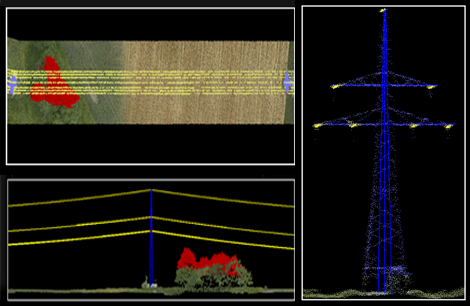 LiDAR PowerLine